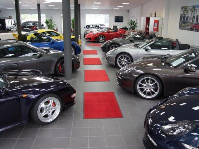Autohaus Köhler Potsdam_Showroom
