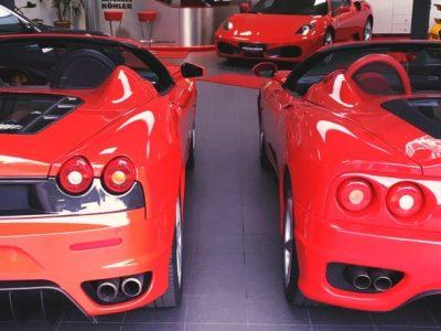 Autohaus Köhler Ferrari