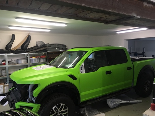 Ford F150 Raptor King Kong Line Im Autohaus K 246 Hler Potsdam